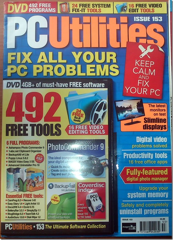 Pcutilities cover